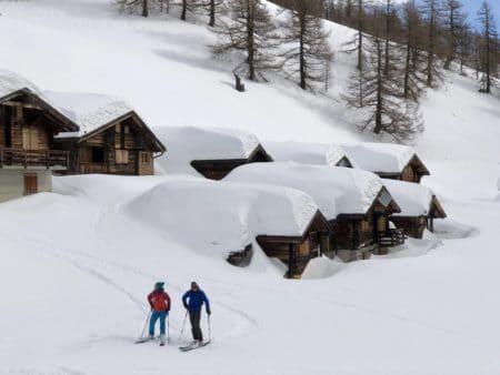 Skitouren Leukerbad